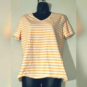 Brooks Brothers size L striped T super soft !